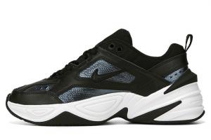 New Nike M2K Tekno ESS Black Black Mtlc Hematite 2021 For Sale CJ9583-001