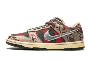 New Nike SB Dunk Low Freddy Krueger 2021 For Sale 313170-202
