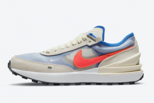 new nike waffle one blue lining crimson dc0481 101 for sale 300x201