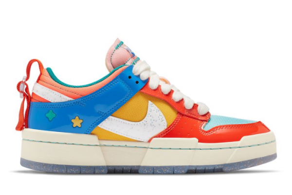New Nike Wmns Dunk Low Disrupt Kid at Heart 2021 For Sale DJ5063-414 -1
