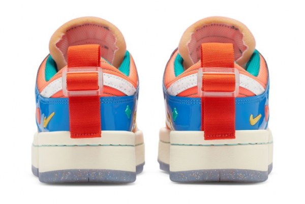 New Nike Wmns Dunk Low Disrupt Kid at Heart 2021 For Sale DJ5063-414 -4