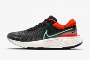new nike zoomx invincible run flyknit black chile red green glow 2021 for sale ct2228 002 300x200