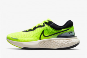 New Nike ZoomX Invincible Run Flyknit Volt/Barely Volt/Black 2021 For Sale CT2228-005