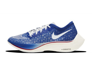 New Nike ZoomX Vaporfly NEXT% Game Royal/White 2021 For Sale DD8337-400