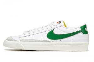 New Release Nike Blazer Low '77 Vintage Green/White-Black DA6364-115
