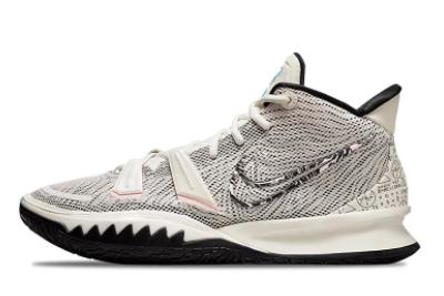 Nike Kyrie 7 EP Pale Ivory Men Sneakers CZ0143-100