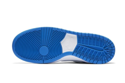 Nike SB Dunk Low Pro Ishod Wair Blue Spark Men's Sneakers 819674-410-1