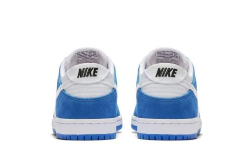 Nike SB Dunk Low Pro Ishod Wair Blue Spark Men's Sneakers 819674-410-3