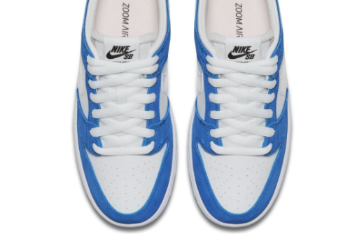 Nike SB Dunk Low Pro Ishod Wair Blue Spark Men's Sneakers 819674-410-4
