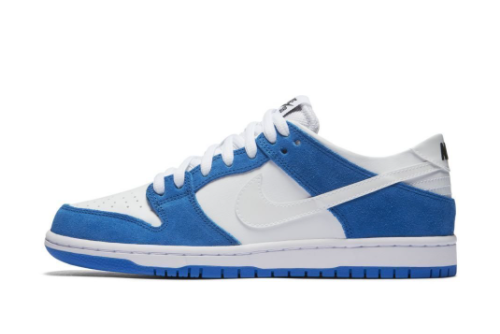 Nike SB Dunk Low Pro Ishod Wair Blue Spark Men's Sneakers 819674-410