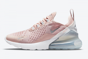 New Nike Wmns Air Max 270 Muted Pink 2021 For Sale DJ5991-100