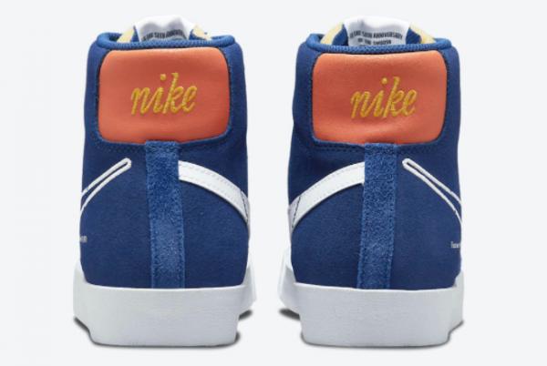 Shop Nike Blazer Mid '77 First Use DC3433-400-2