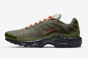 Cheap Nike Air Max Plus Olive Reflective 2021 For Sale DN7997-200