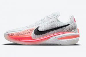 Cheap Nike Air Zoom GT Cut White Black-Hot Pink 2021 For Sale CZ0175-106
