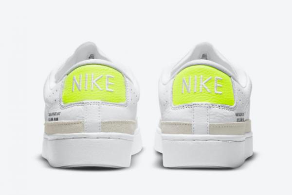 Cheap Nike Blazer Low X White Volt 2021 For Sale DN6995-100-3