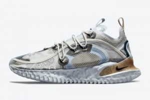 Cheap Nike ISPA Flow Pure Platinum 2021 For Sale DM2830-003