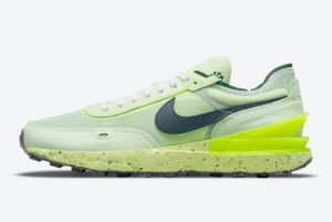 Cheap Nike Waffle One Barely Volt/Volt 2021 For Sale DC2650-300