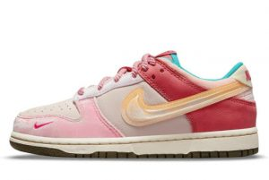 Cheap Social Status x Nike Dunk Low Light Soft Pink/Coconut Milk-Pink Glaze 2021 For Sale DM3350-600