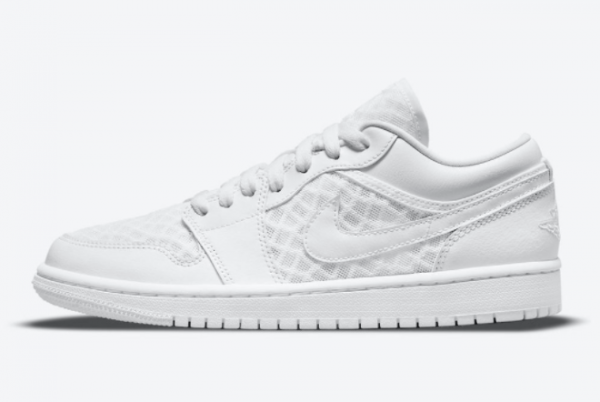 Latest Air Jordan 1 Low OG Neutral Grey White Neutral Grey-Particle Grey 2021 For Sale CZ0790-100