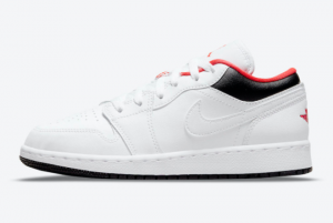 Latest Air Jordan 1 Low GS Chicago Home 2021 For Sale 553560-160