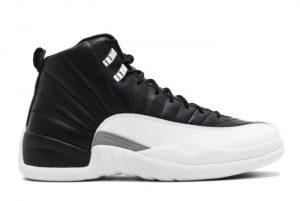 Latest Air Jordan 12 Playoffs Black Varsity Red-White 2022 For Sale CT8013-006