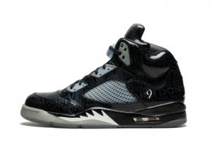 Latest Air Jordan 5 Doernbecher Black White-Black 2021 For Sale 633068-010