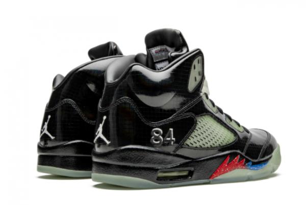 Latest Air Jordan 5 Transformers Black Clear 2021 For Sale HO15-MNJDLS204-752667 -2