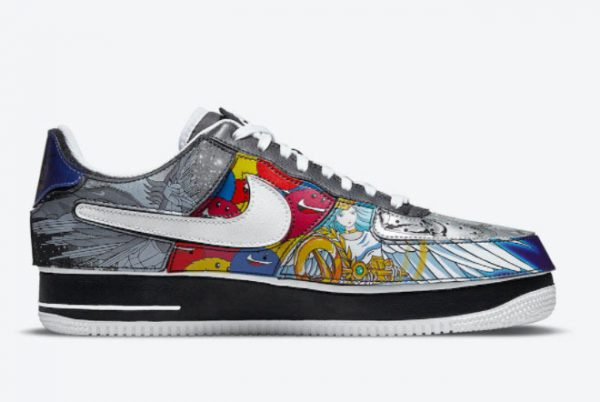 Latest Nike Air Force 1/1 Mighty Swooshers 2021 For Sale DM5441-001-1