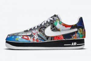 latest nike air force 1 1 mighty swooshers 2021 for sale dm5441 001 300x201