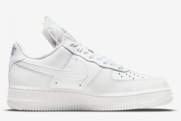 Latest Nike Air Force 1 Low Goddess of Victory White Summit White-Photon Dust 2021 For Sale DM9461-100 -1