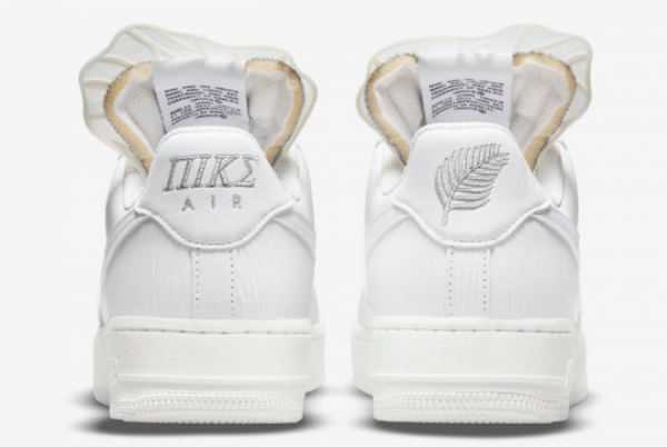 Latest Nike Air Force 1 Low Goddess of Victory White Summit White-Photon Dust 2021 For Sale DM9461-100 -3