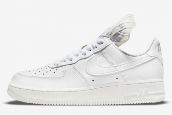Latest Nike Air Force 1 Low Goddess of Victory White Summit White-Photon Dust 2021 For Sale DM9461-100
