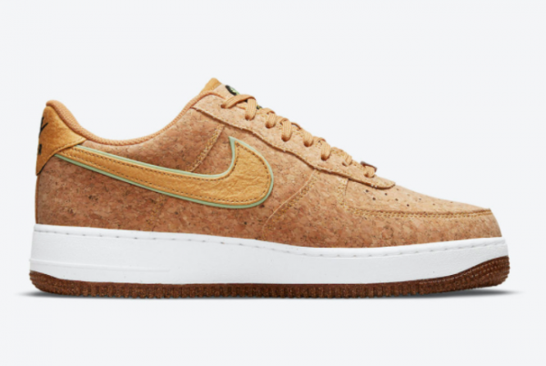 Latest Nike Air Force 1 Low Happy Pineapple Multi-Color Metallic Gold Flux Lime Glow 2021 For Sale DJ2536-900-1
