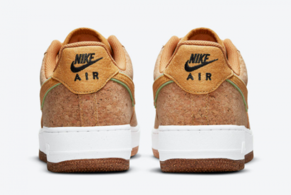 Latest Nike Air Force 1 Low Happy Pineapple Multi-Color Metallic Gold Flux Lime Glow 2021 For Sale DJ2536-900-3