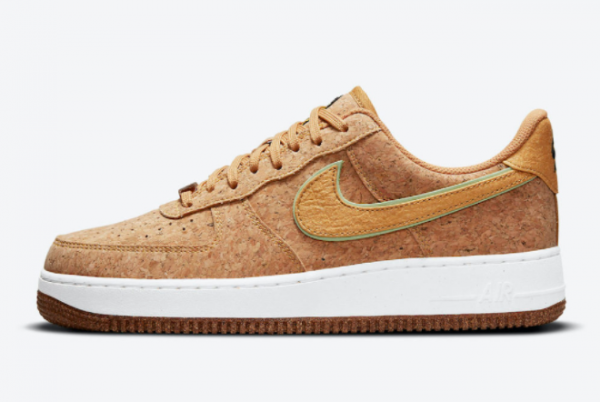 Latest Nike Air Force 1 Low Happy Pineapple Multi-Color Metallic Gold Flux Lime Glow 2021 For Sale DJ2536-900