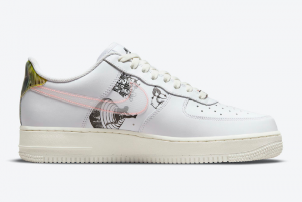 Latest Nike Air Force 1 Low The Great Unity 2021 For Sale DM5447-111-1