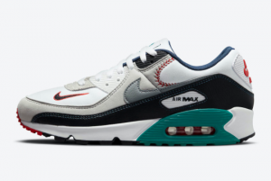 Latest Nike Air Max 90 Swingman 2021 For Sale DJ5190-100