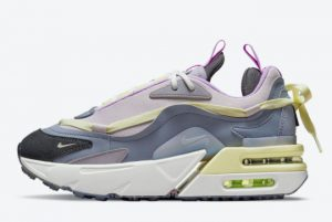 Latest Nike Air Max Furyosa Venice Ashen Slate/Summit White-Venice 2021 For Sale CZ4149-400