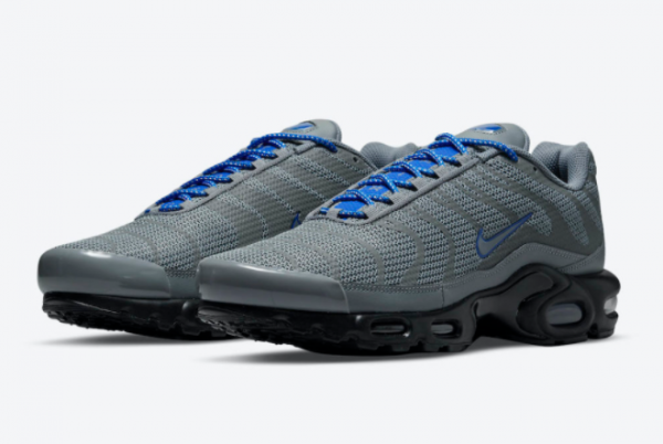 Latest Nike Air Max Plus Grey Reflective 2021 For Sale DN7997-002 -2
