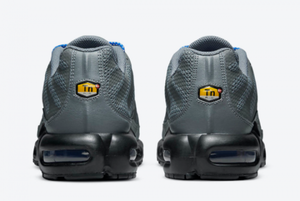 Latest Nike Air Max Plus Grey Reflective 2021 For Sale DN7997-002 -3