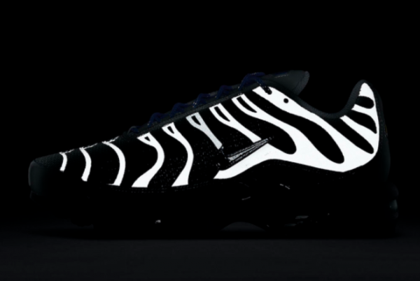Latest Nike Air Max Plus Grey Reflective 2021 For Sale DN7997-002 -4