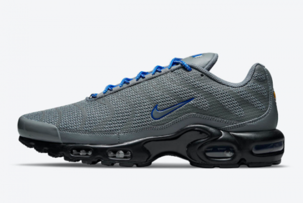 Latest Nike Air Max Plus Grey Reflective 2021 For Sale DN7997-002