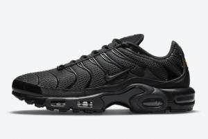 Latest Nike Air Max Plus Triple Black 2021 For Sale DB0682-001