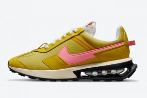 Latest Nike Air Max Pre-Day Yellow Pink 2021 For Sale DH5676-300
