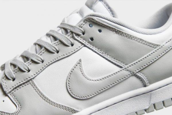 Latest Nike Dunk Low Grey Fog White Grey Fog 2021 For Sale DD1391-103-1