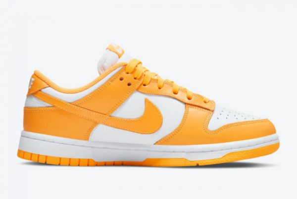 Latest Nike Dunk Low Laser Orange Laser Orange Sail 2021 For Sale DD1503-800-1