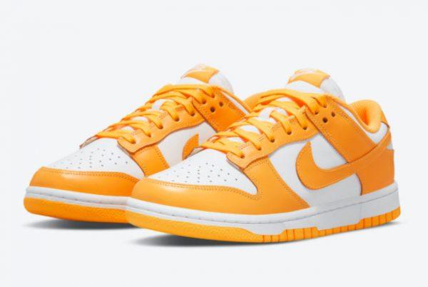 Latest Nike Dunk Low Laser Orange Laser Orange Sail 2021 For Sale DD1503-800-2