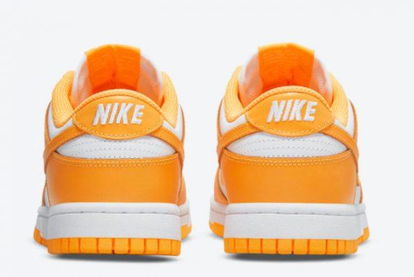 Latest Nike Dunk Low Laser Orange Laser Orange Sail 2021 For Sale DD1503-800-3
