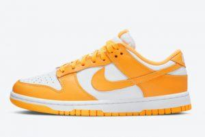 Latest Nike Dunk Low Laser Orange Laser Orange Sail 2021 For Sale DD1503-800