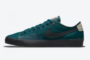 Latest Nike SB BLZR Court DVDL Dark Green 2021 For Sale CZ5605-301